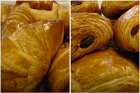 Croissants, pains au chocolate - recept