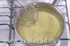 Konditorcreme, dansk vaniljkräm - recept