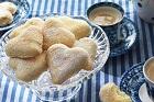 Vaniljhjärtan eller linzer/linser - recept
