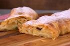 Apfelstrudel, österrikisk klassisk äppelpaj - recept