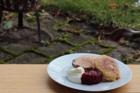 Krabbelurer, pannkakor med bakpulver - recept