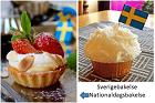 Nationaldagsbakelsen, Sverigebakelsen - recept