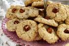 Nötklickar, nötkakor - glutenfria kakor med potatismjöl - recept