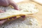 Ciabatta med vik-stretchad deg - recept