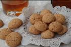 Amaretti mandelbiskvier på italienskt vis - recept