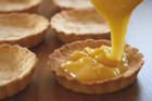 Lemon curd tartelette, citronkrämspaj - recept