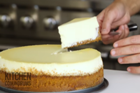 Bakad klassisk New York cheesecake - recept