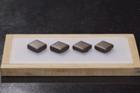 Chokladdoppade praliner - grundrecept - recept