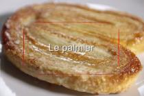 Palmiers, palmblad på franskt vis - recept