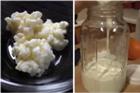 Kefir, hemlagad kaukasisk filmjölksdryck - recept