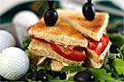Club sandwich - aristokratisk kycklingmacka - recept