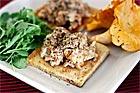 Varm svampsmörgås - recept