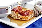 American Pancakes, amerikanska tjocka pannkakor - recept