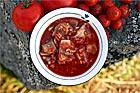 Tomatmarinerad sill - recept