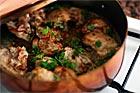 Kycklingdelar i panna - recept